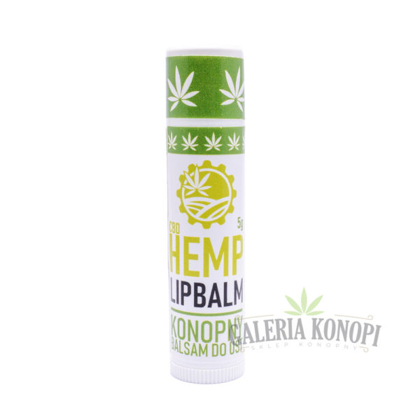 konopny balsam do ust cbd